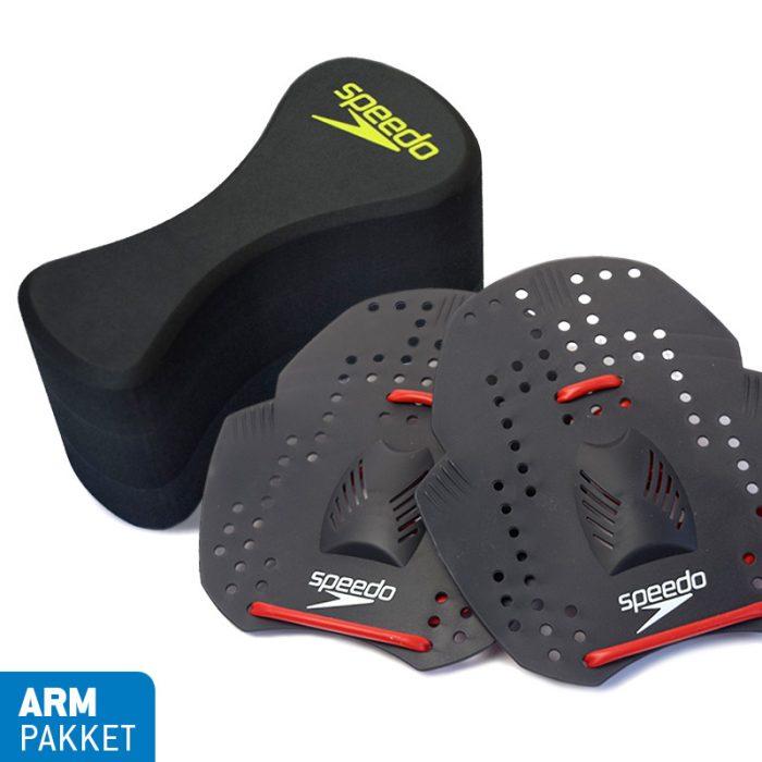 Armpakket Speedo Beendrijver en Paddles
